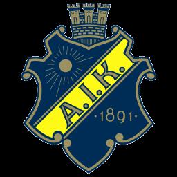 AIK Stockholm Logo