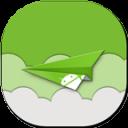 Airdroid Flat Round