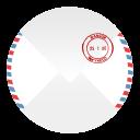 Airmail Circle-128