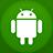 Android flat circle-48