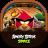 Angrybirdsspace Flat Round-48