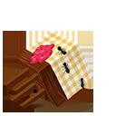 Ants cube-128