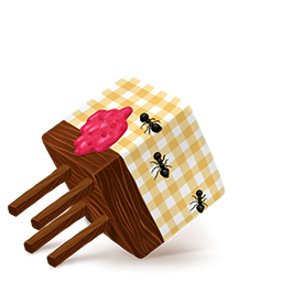 Ants cube