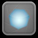 Aperture Grey Frame