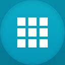App Draw flat circle-128