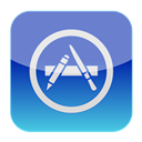 Apple App Store Vector-128