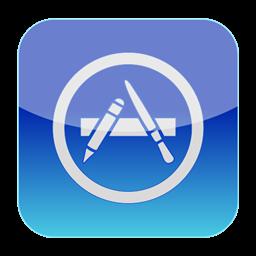 Apple App Store Vector