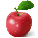 Apple Red-128