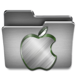 Apple Steel Folder