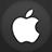 Apple2 flat circle-48