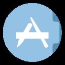 Application Folder Circle-128