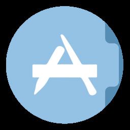 Application Folder Circle