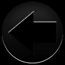 Arrow Circle Left-128