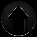 Arrow Circle Up-128