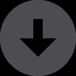 Arrow Down Alt1 Vector