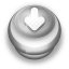 Arrow Down Button Grey icon