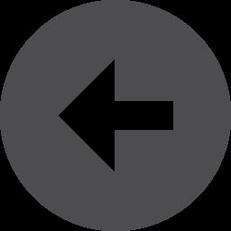 Arrow Left Alt1 Vector
