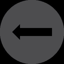 Arrow Left Alt2 Vector