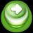 Arrow Right Button Green-48