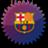 Barcelona logo Icon