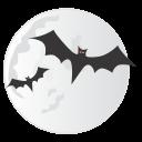Bats Moon-128