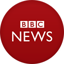 Bbc News flat circle-128