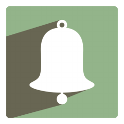 Bell Icon Download Long Shadow Christmas Icons Iconspedia