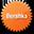 Bershka orange logo-32