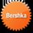 Bershka orange logo