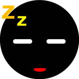 Black Smiley 17