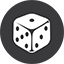 Board Games grey icon