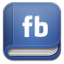 Book Facebook icon