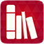 Books red icon