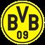 Borussia Dortmund Logo Icon