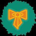 Bow Wreath-128