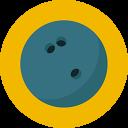 Bowling Ball-128
