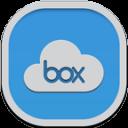 Box Flat Round