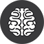 Brain Games grey icon