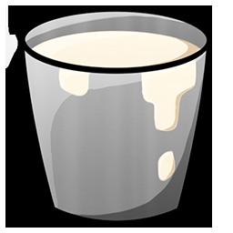 Bucket Milk