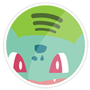 Bulbasaur Spotify