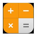 Calculator iOS 7 alternative-128