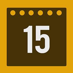 Calendar flat