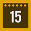 Calendar flat-64