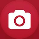 Camera flat circle-128