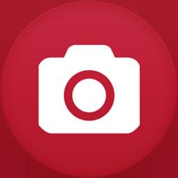 Camera flat circle