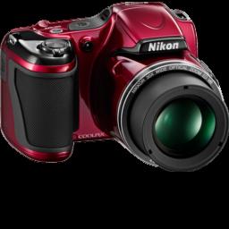 Camera Nikon Coolpix L820 Alt