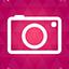 Camera red Icon
