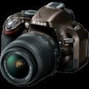 Camera Reflex Nikon D5200 Bronze-128