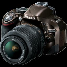 Camera Reflex Nikon D5200 Bronze