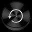 Capsule Black Drive Circle icon